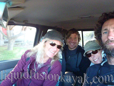 LFK friends in the fun truck.
